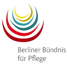 Logo des Berliner Bündnisses für Pflege